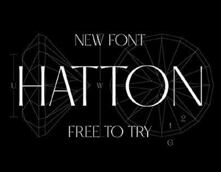 Casa Stencil Typeface Free1