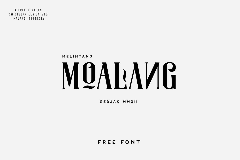 Moalang