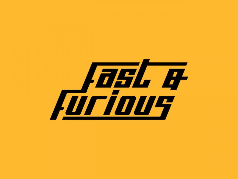 Thunderbold Typeface Free1