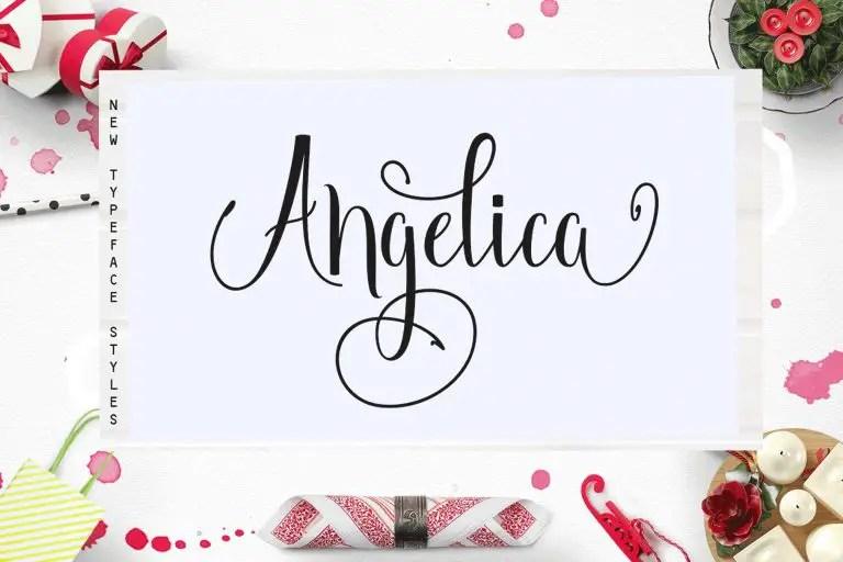 angelica-script-font-768x512