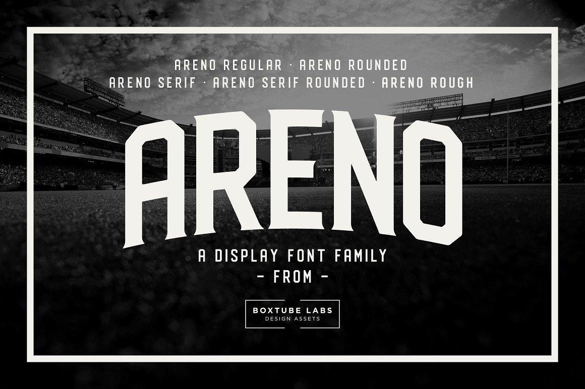 areno-font-family