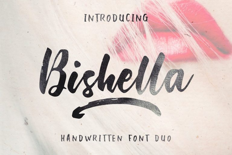 bishella-brush-font-768x512