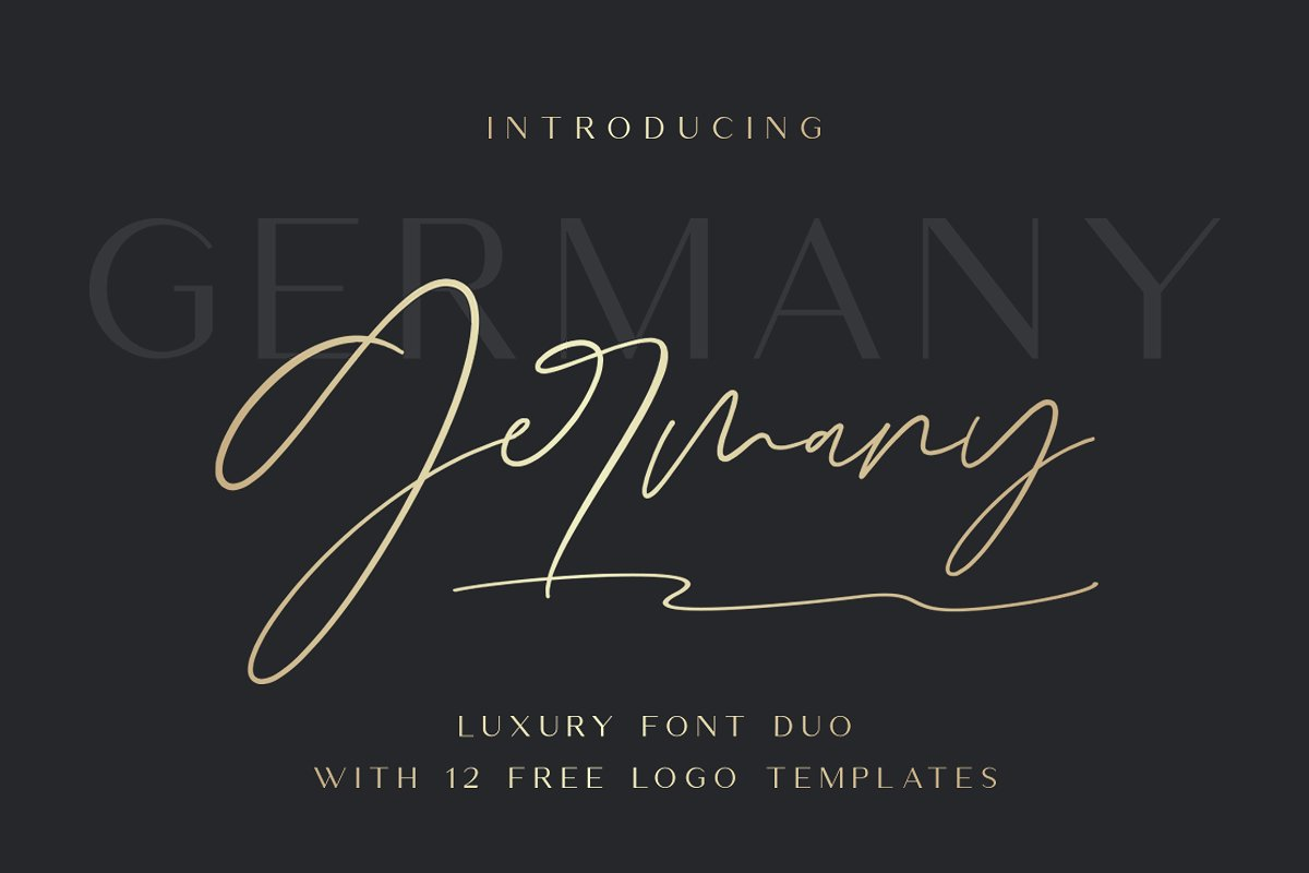 germany-font-duo