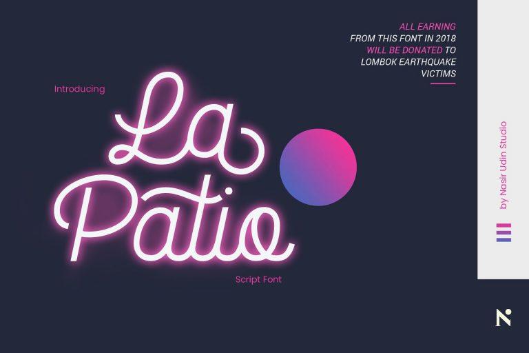 la-patio-script-font-768x512