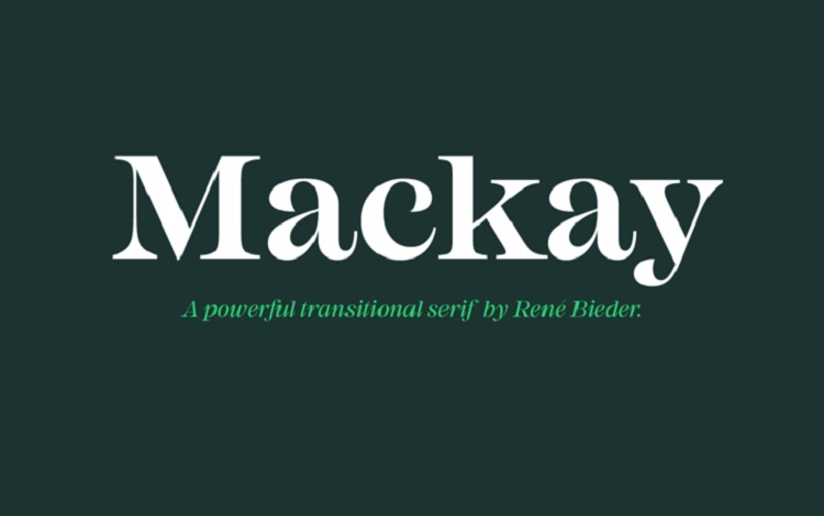 mackay-font-family