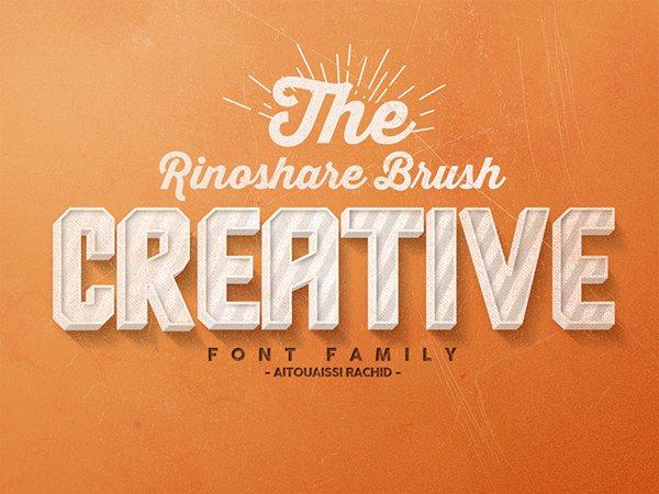 rinoshare-font-family-3