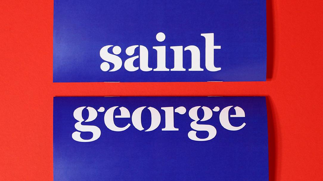 saint-george-typeface