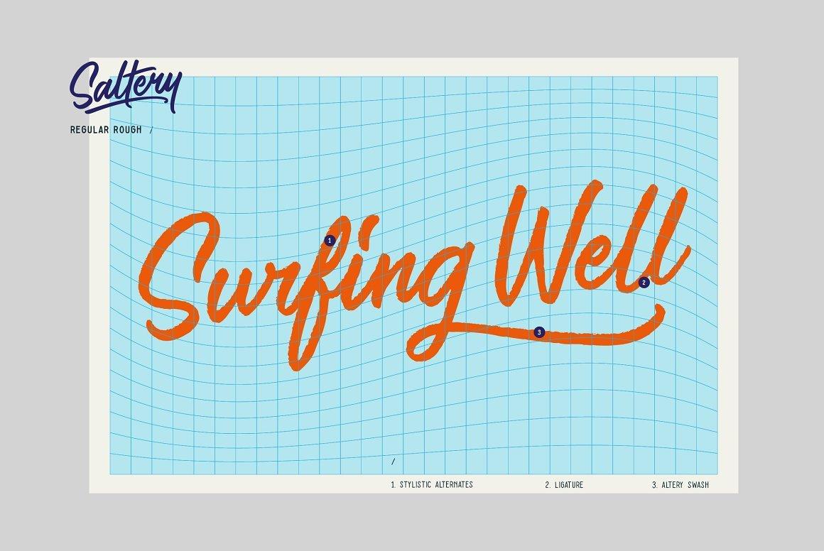 saltery-brush-font-3