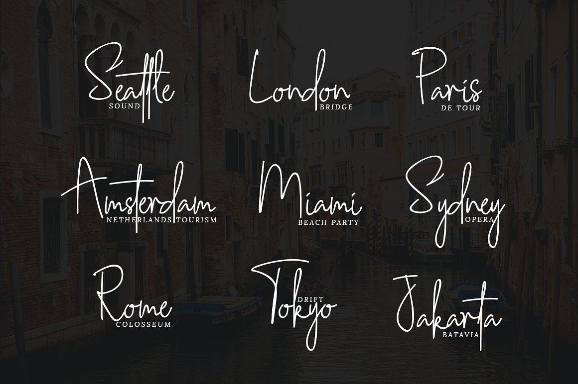 southampton-signature-style-font-1