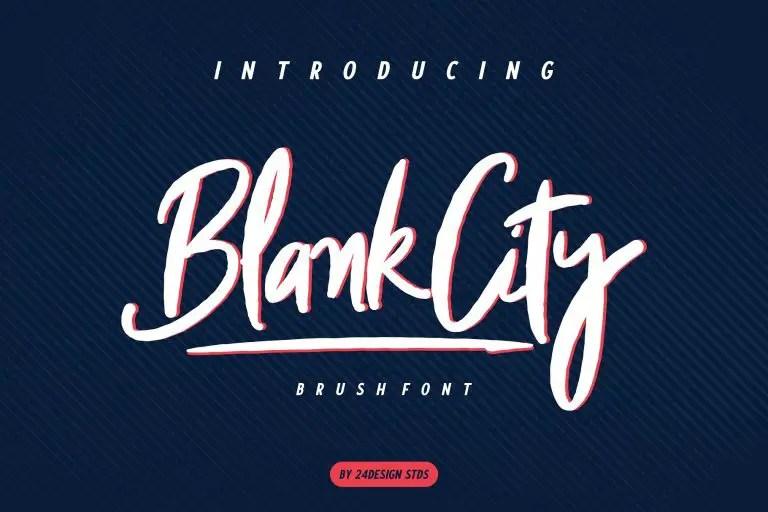 blank-city-brush-font-768x512