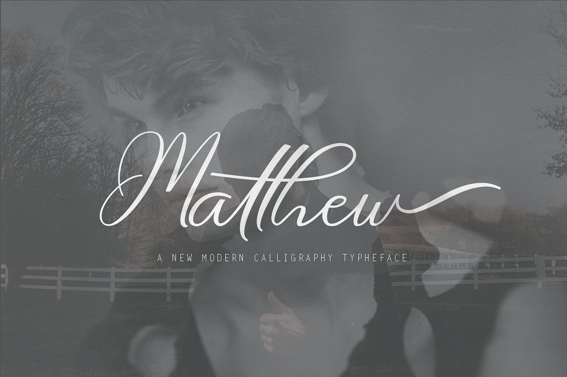 matthew-script-font