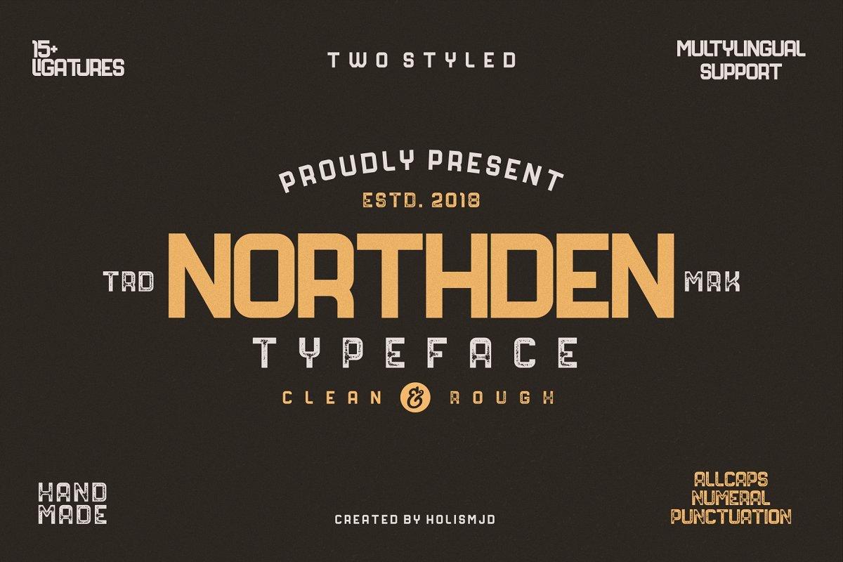northden-typeface