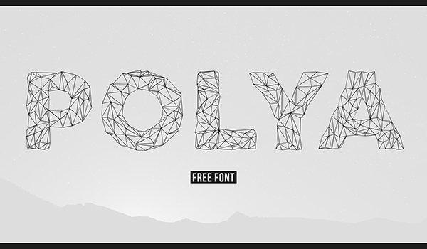 polya-typeface