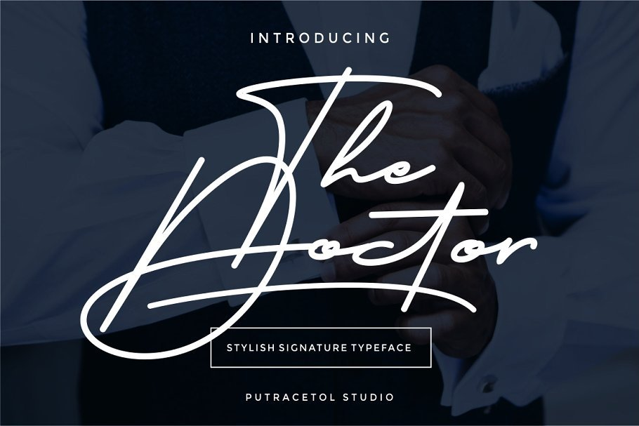 the-doctor-signature-font