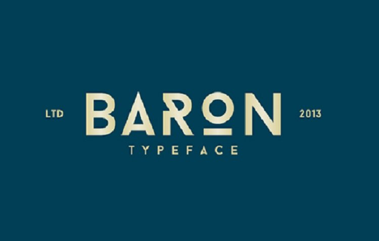 baron-neue-typefamily