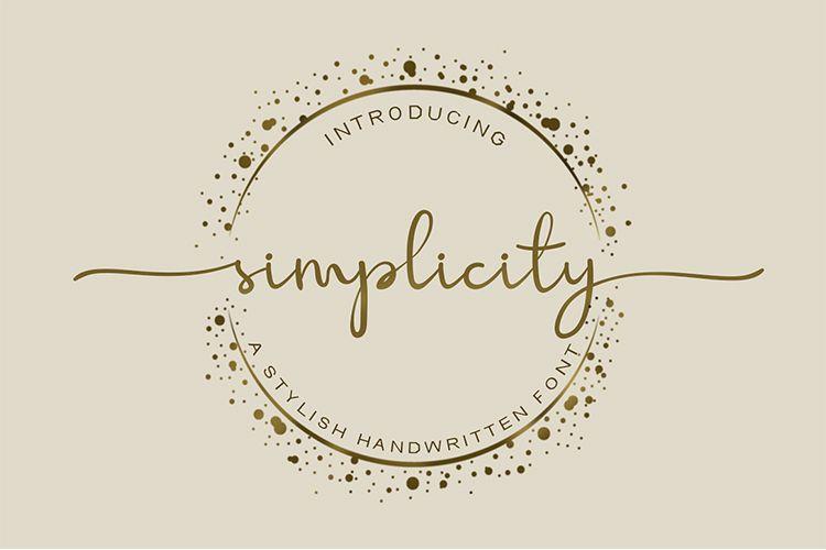 simplicity-handwritten-font1