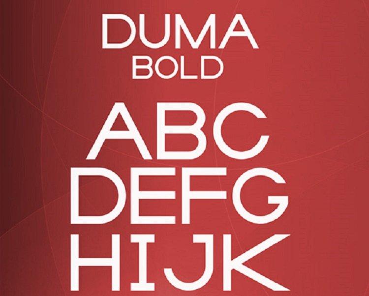 Duma-font-6