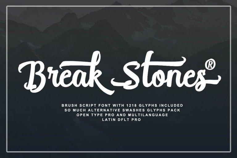 break-stones-script-brush-font-768x512