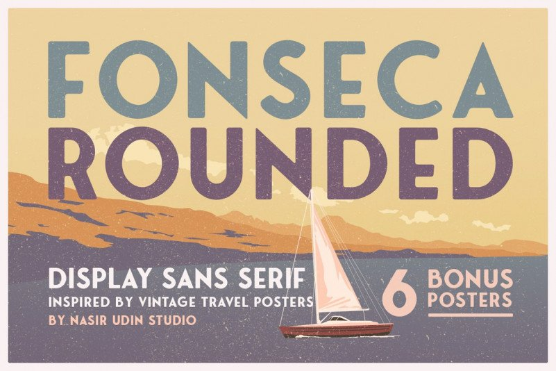 fonseca-rounded-typeface