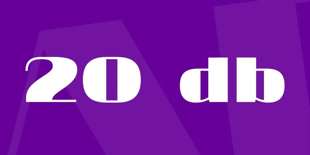 20-db-font-1-big