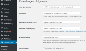 Wordpress HTTPS Mixed Content beheben und fixen