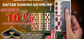 Daftar Domino QQ Online Resmi Indonesia