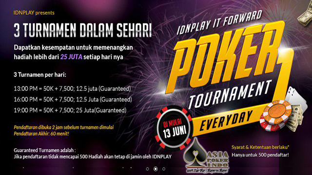 Turnamen-Asia-Cup-2017-Season-2 Asia Poker Indo