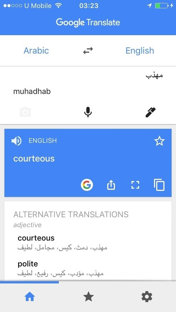 Translate Bahasa Arab : translate, bahasa, Seberapa, Bagus, Google, Translate, Menerjemahkan, Bahasa, Inggris?, Lembaga, Kursus, Al-Azhar