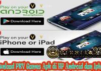 Download PKV Games Apk di HP Android dan Iphone
