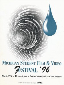 FF 1996 Festival Program Cover