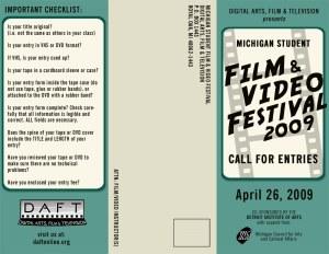 Festival Brochure 2009