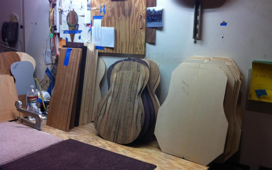 Electric Guitar Body Wood – Does it Matter?