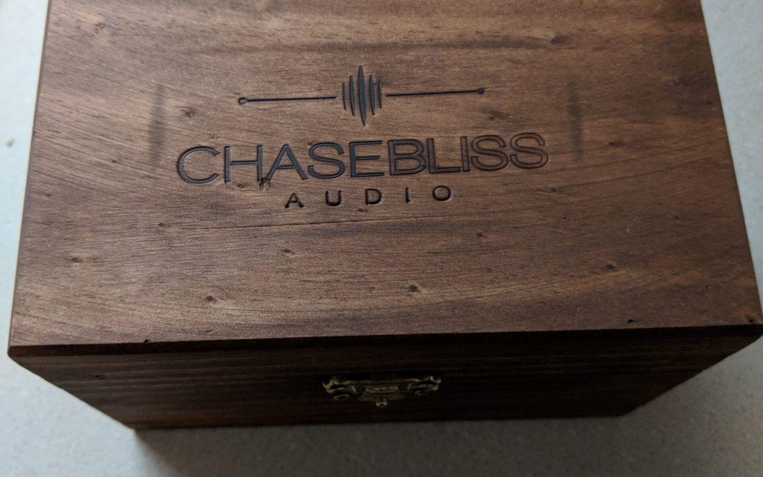 Chase Bliss Audio – Visually Stunning