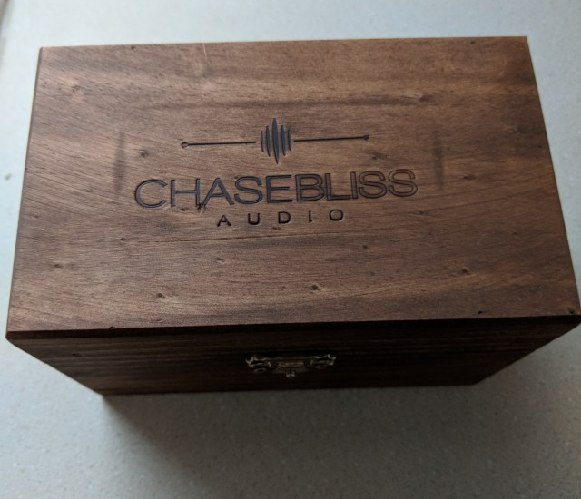 Chase Bliss Audio - Visually Stunning