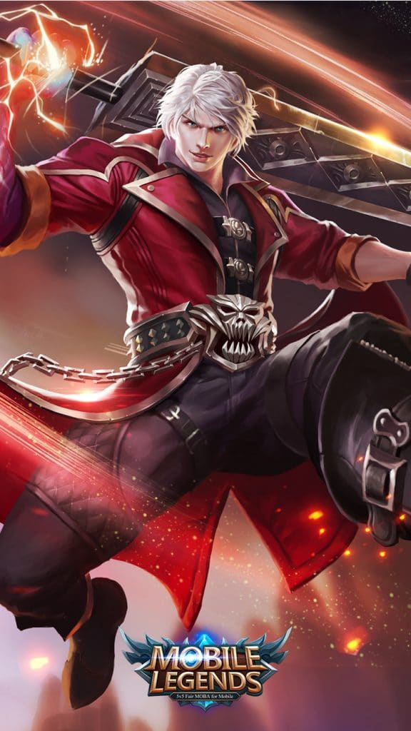 Alucard Mobile Legends Child Of The Fall Wallpaper Download 20 Wallpaper Hd Mobile Legends Terbaru 2018