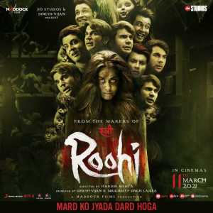 roohi official trailer
