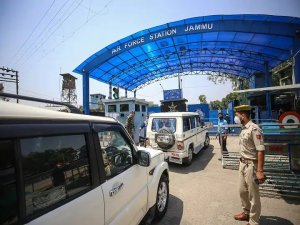 jammu air force station attack