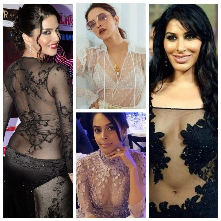 Bollywood's Daring Darlings who made heads turn in see-through dresses