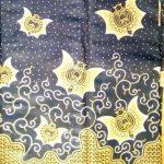 Batik Motif Lawa Kuning