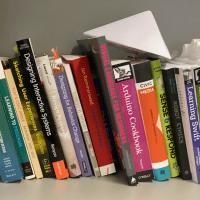 Ein Auszug aus der kleinen eigenen Digital Design Bibliothek
