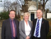 Village: Cllr Phil Waker, Cllr Margaret Mullane, Cllr Lee Waker