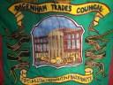 The original Dagenham Trades Council banner pre-LBBD