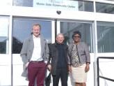 Chadwell Heath: Cllr Sam Tarry, Cllr Jeff Wade, Cllr Sade Bright