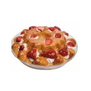 Torta Baba' Chantilly Fragoline