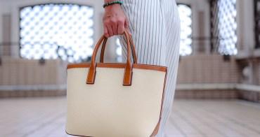 包包|Charles & Keith 小CK的超美托特包 這價格太佛了吧!