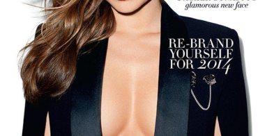 米蘭達柯爾拍攝2014澳洲版《Harper's Bazaar》雜誌露兩點