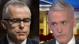 (Feature photo credit to Dagger News screen capture compilation. McCabe deception.)