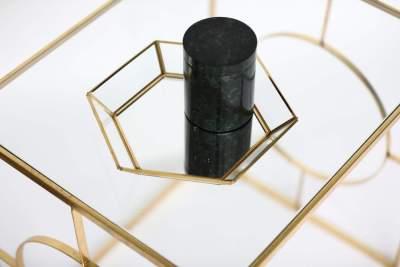 mini urn groen marmer
