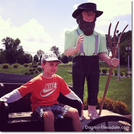 Hershey Farm, Amish Country, Pennsylvania