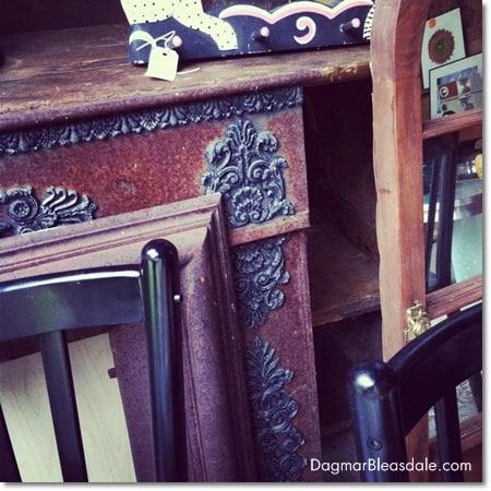 antiques at Barn at Sundial Farm, Ossining, NY